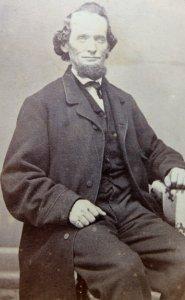 Gilbert Jacob Vosburgh