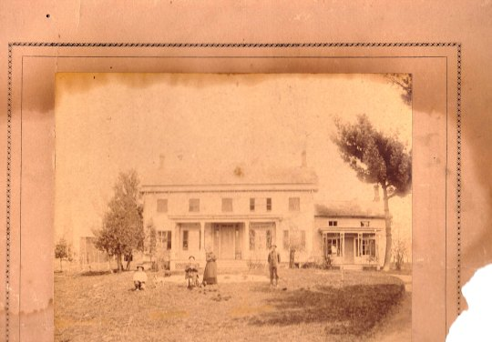 Vosburgh Farm mid 1800s