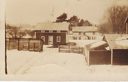 Vosburgh Farm Early 1900s