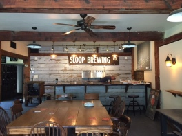 Sloop Brewing Co. Tasting Room